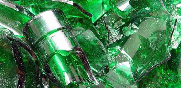 Verhuur van glascontainers